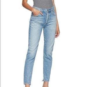 Citizens of Humanity Liya High Rise Classic Crop